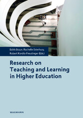 Research on Teaching and Learning in Higher Education