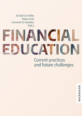 Financial education - Current practices and future challenges